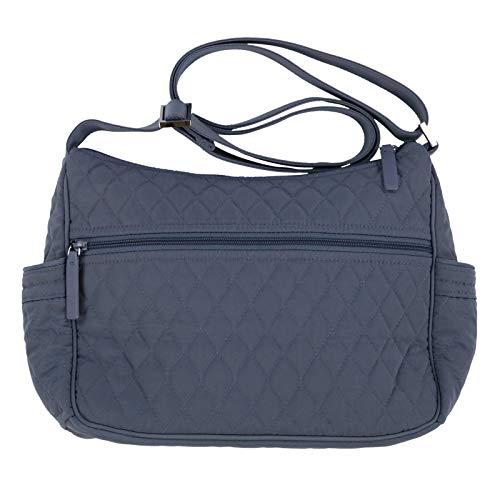 Gray Bag On Go The Vera Bradley Carbon RYqBffW