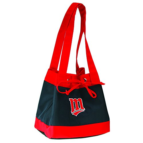 MLB Minnesota Twins Fashion Lunch Bag with Embroidered (Minnesota Twins Lunch)