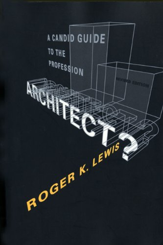 Architect? A Candid Guide to the Profession (Zebra Bedding For Teen Girls)