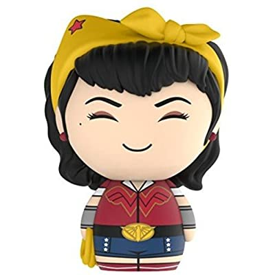 Funko Dorbz: DC Bombshells - Wonder Woman (Styles May Vary) Collectible Vinyl Figure: Funko Dorbz:: Toys & Games