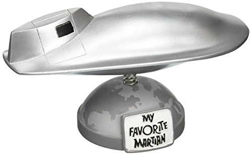Factory Entertainment My Favorite Martian Spaceship Shakems Collectible Figure ()