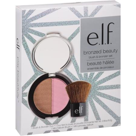 e.l.f. Bronzed Beauty Bronzer Set - Bronzer Set