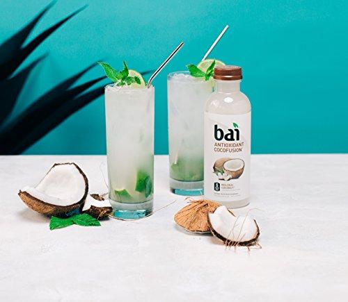 Review Bai Molokai Coconut, Antioxidant