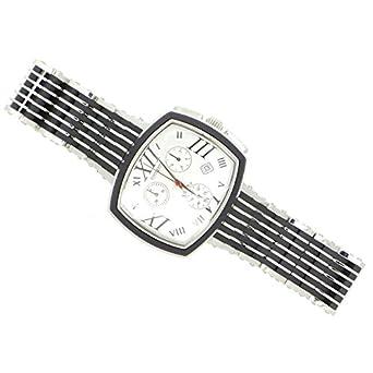 Uhr Chimento Herren 17 C0021zzbmtta Quarz (Batterie) Titan Quandrante weiß Armband Titan