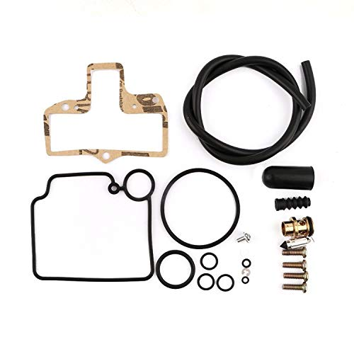 New Carburetor Carb Rebuild kit Repair For Mikuni HSR42/45 Smoothbore KHS-016 Harley HARLEY TWIN CAM EVO BIG TWIN