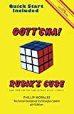 img - for Gott'cha! Rubik's Cube: Sure Cure for the Cube (without [X+Y+Z2 = CRAZY]) book / textbook / text book