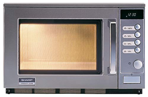 Sharp Mikowelle - Microondas (20 L, 2100 W, 4 niveles de ...