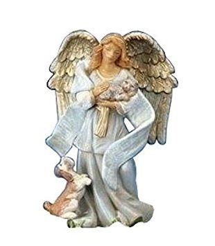 Figure Fontanini Angel Gloria - Fontanini CELIA ANGEL Figurine 5 Inch Series