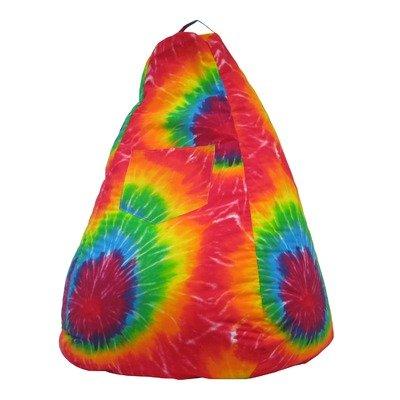 Bag Bean 102 Chair (Gold Medal Bean Bags Bean Bag Chair Dorm Style Tie Dye)