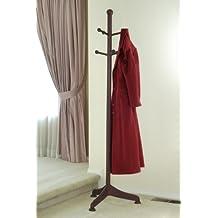 Winsome Wood Coat Hanger, Walnut