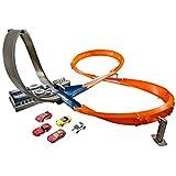 Hot Wheels Figure 8 Raceway Track Set