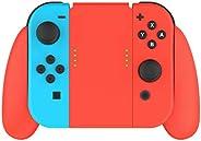 Talkworks Joycon Comfort Grip for Nintendo Switch - Controller Game Accessories Handheld Joystick Remote Contr