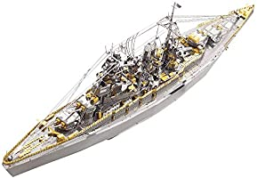 Piececool 3d立体パズル 長門+扶桑型戦艦
