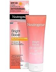 Neutrogena Bright Boost SPF 30 Koruyucu Krem Hafif Doku 50ml 1 Paket (1 x 50 ml)