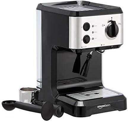 AmazonBasics – Macchina da caffè espresso