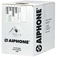 Aiphone 82220350C 22-AWG 3-Conductor Overall Shielded Wire, PVC Insulation, 500 Feet