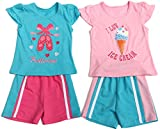 Just Love 44057-2T Two Piece Short Set