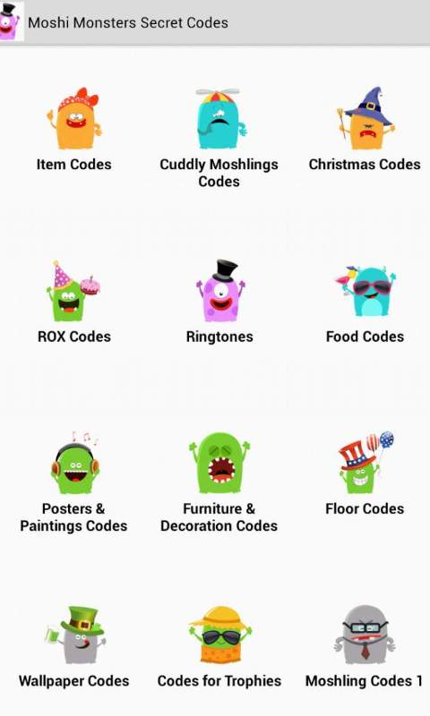 And now you can bring home Moshlings of your own with a Moshi Monsters 3 pack. Inside you'll discover 3 cute Moshlings and 1 secret code! The next time you log online, use the code to retrieve 1 special item for your Moshi backmicperpte.mls: