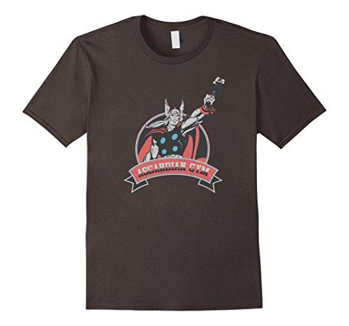 Marvel+Comics+Retro+Shirt Products : Thor Retro Comic Asgardian GYM Membership Badge T-Shirt