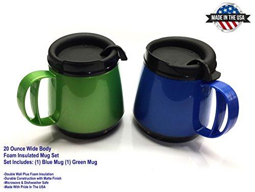 Best Wide Bottom Travel Mugs To Keep Coffee Hot All Day - Wide Base Travel Mug