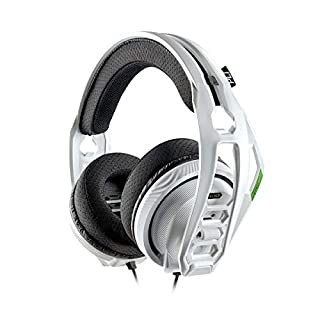 Plantronics Rig 400Hx Stereo Gaming Headset for Xbox One, White - Xbox One