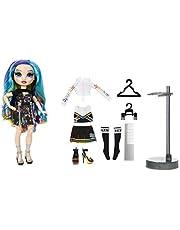 Rainbow High Modepop - Amaya Raine - Pop in Regenboogkleuren Met Luxe Outfits, Accessoires en Poppenstandaard - Rainbow High Serie 2 - Perfect Cadeau voor Meisjes Vanaf 6 Jaar
