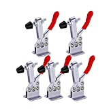 Accessbuy 5pack 220lbs Hold Down Toggle Clamps