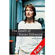[(The Oxford Bookworms Library: Stage 2: The Death of Karen Silkwood Audio CD Pack: True Stories)] [Author: Joyce Hannam] published on (November, 2009)