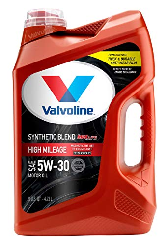 Valvoline High Mileage with