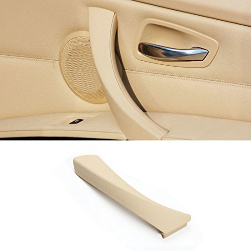 (Jaronx for BMW 3 Series E90/E91 Door Clasp Handle, Right Front/Right Rear Door Handles Outer Cover Interior Door Trim Covers (Fits:BMW 323 325 328 330 335 2004-2012))