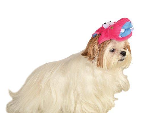 Rubie's Costume Halloween Classics Collection Pet Costume, Small to Medium, Hippo Hat -