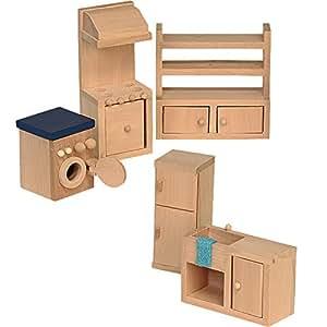 Beluga 70120 muebles de madera para la cocina for Amazon muebles de cocina