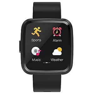 Noziroh Reloj Original Smartwatch Deportivo Fitness Tracker ...