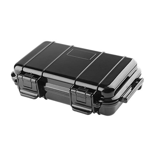 Labu Store Outdoor Shockproof Sealed Waterproof Safety Case ABS Plastic Tool Box Dry Box Safety Equipment