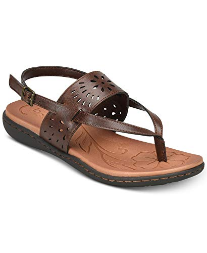 b.o.c. Women's, Clearwater Sandals Brown 6 M