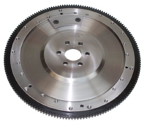 (PRW 1630281 SFI-Rated 31 lbs. 164 Teeth Billet Steel Flywheel for Ford 289-302-351 1963-79)
