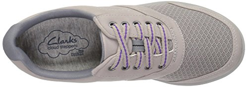 Clarks Dames Sillian Emma Walking Shoe Sand Synthetic