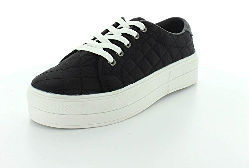 Wanted Womens Monorail Sneaker Black JNTY3H2fxi