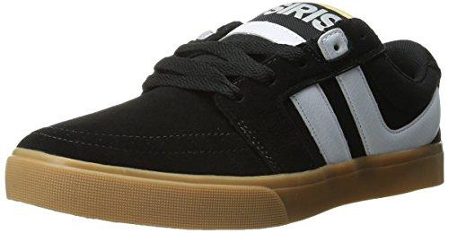 OSIRIS Skateboard Shoes LUMIN BLACK/LUTZKA Sz 9