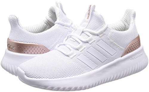 ftwwht Grethr Adidas Ftwwht 000 Ultimate Baskets Basses Femme Cloudfoam Blanches p7vqY
