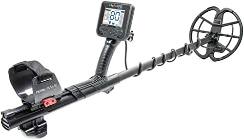 Nokta Makro Anfibio Multi Underwater Metal Detector with Wireless Headphones