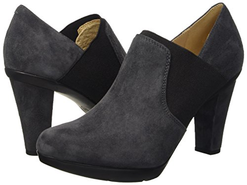 Geox Geox Inspiration Stivali Stivali B Donna Anthracitec9004 Grau D a1qaTg