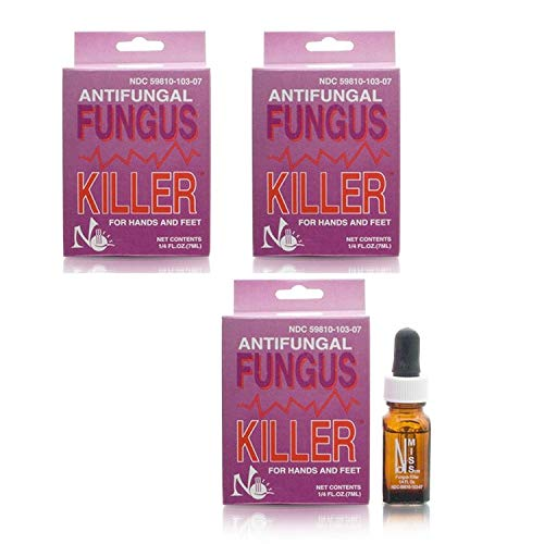 - Fungus Killer 0.25oz Bottle Boxed (3 Pack)