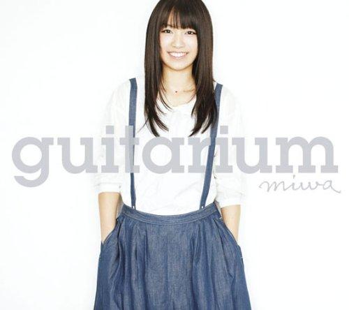 miwa / guitarium(初回生産限定盤)(DVD付)