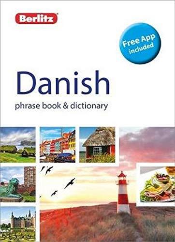 Danish Berlitz Phrasebook - Berlitz Phrase Book & Dictionary Danish (Bilingual dictionary)