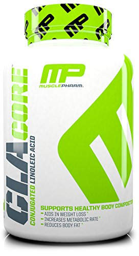 MusclePharm CLA, Weight Loss Support, Stimulant Free Diet Supplement, 180 servings