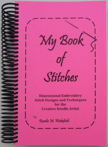 Brazilian Embroidery Stitches (My Book of Stitches )