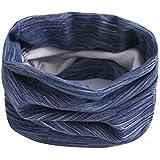 ★ Bufanda para el Cuello para bebé Estampada, Niñas niños pequeños Bufanda Animal Espesar Costura O-Ring Bufanda Cuello Calentador Absolute