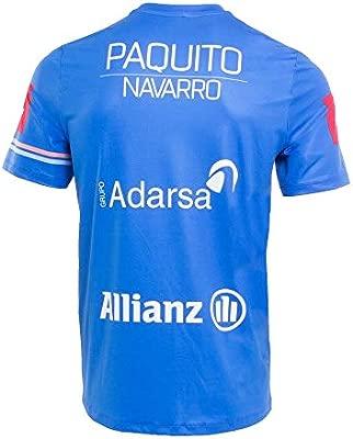 Camiseta BullPadel Trebu Paquito Navarro (XXL): Amazon.es ...