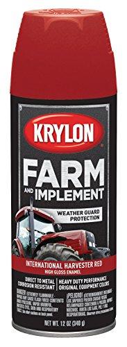 Krylon Farm - Krylon 1933 Krylon Farm & Implement Paints International Harvester Red 12 oz. Aerosol Krylon Farm & Implement Paints